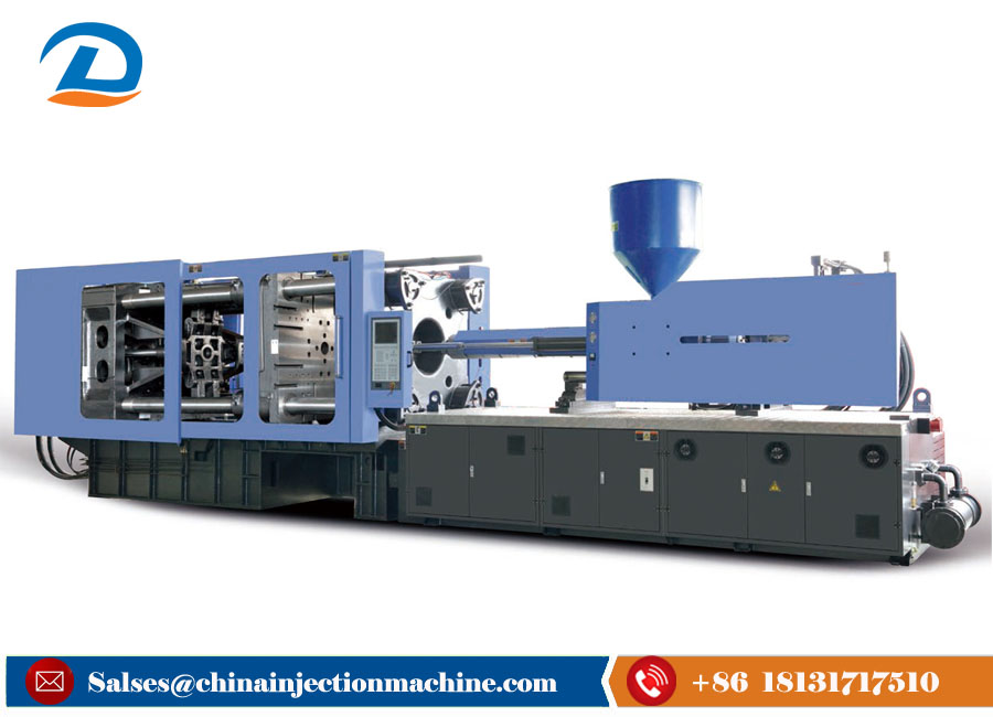 Bst Series Injection Molding Machine for Plastic Productions