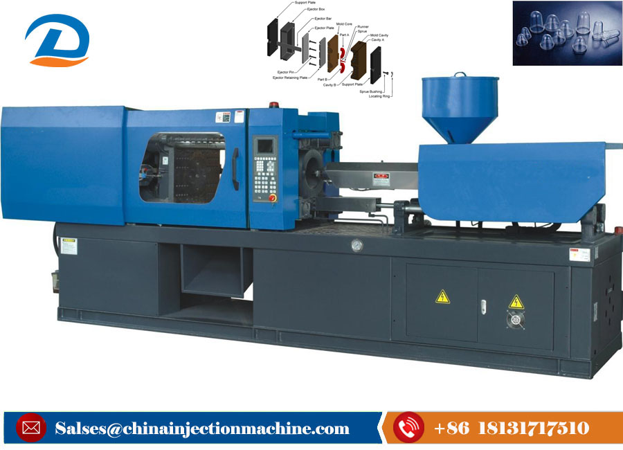 Full Automatic Bottle Injection Blow Molding Machine