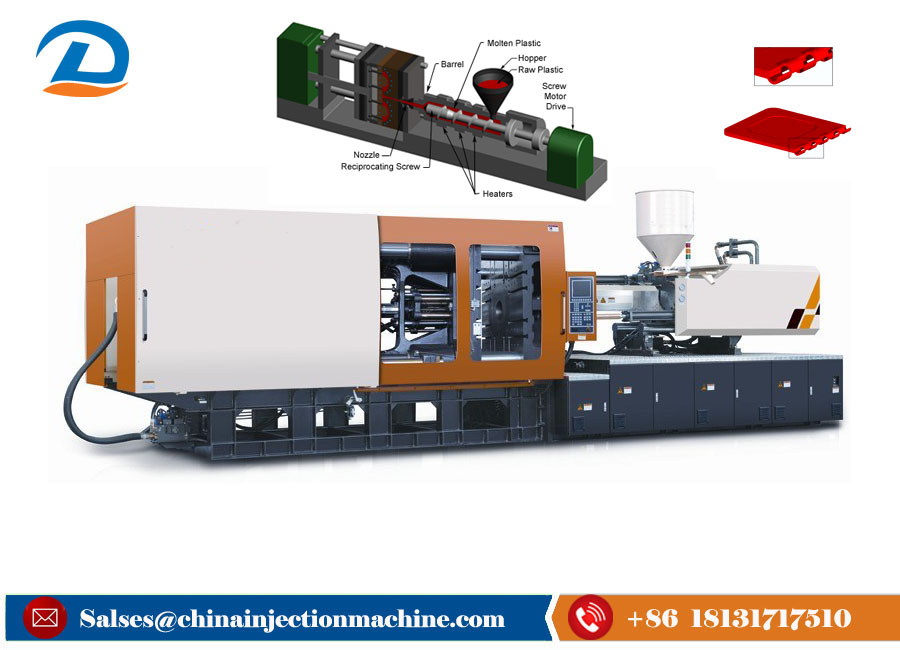 Full Automatic Pet Bottle Injection Molding Machine