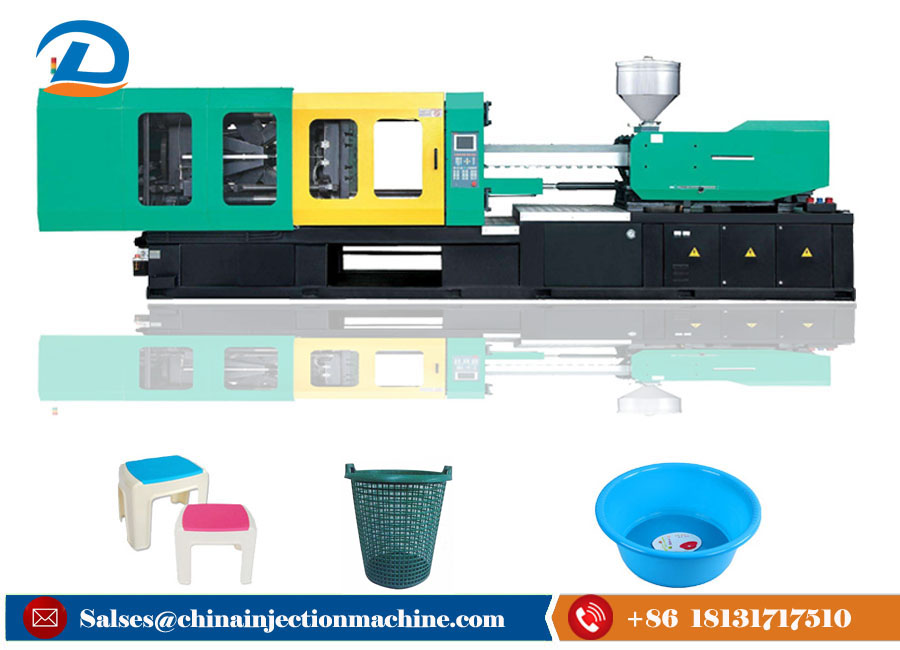 High Speed Plastic Food Container Injection Molding Machine
