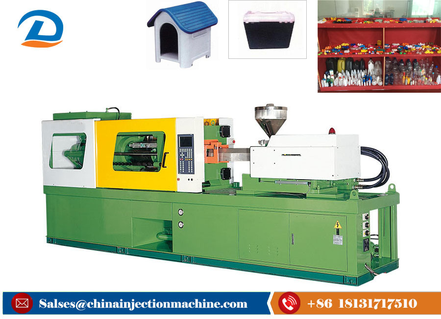 Horizontal Injection Molding Machine for Pet Preforms