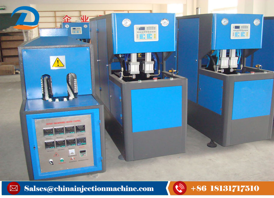 Ce Approved Plastic Bottle Blow Molding Machine Bottle Blowing Machine