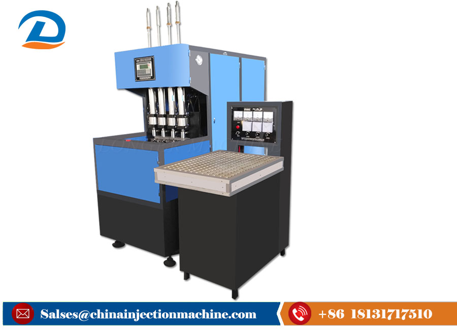 Customized Plastic Products Blowing Molding Making Machine