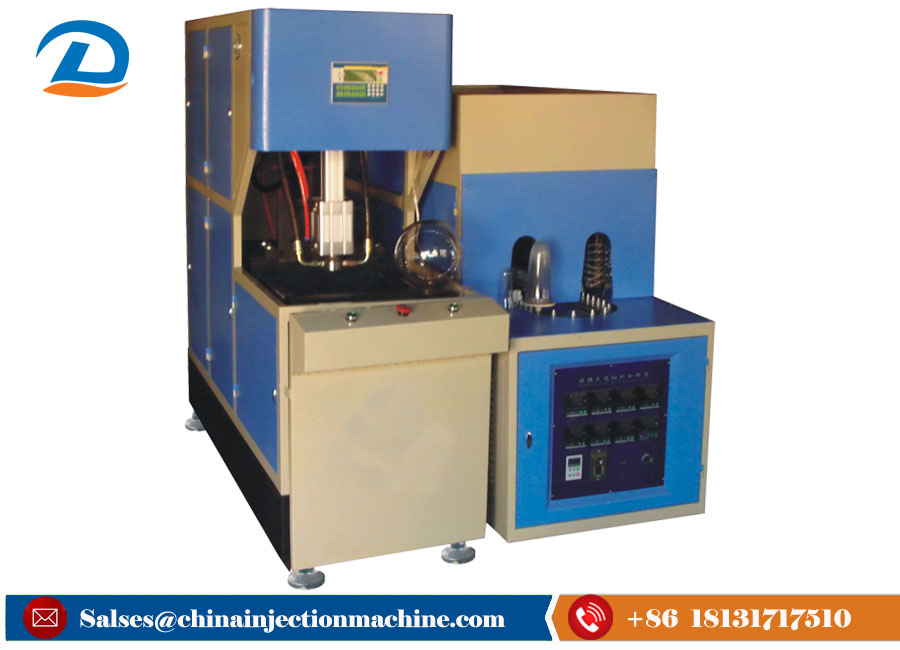 Semi Automatic Blowing Bottle Molding Machine