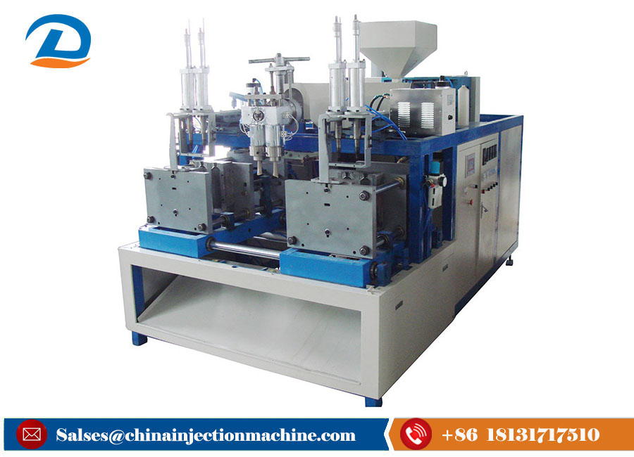 full automatic ice pop tube blow moulding machine