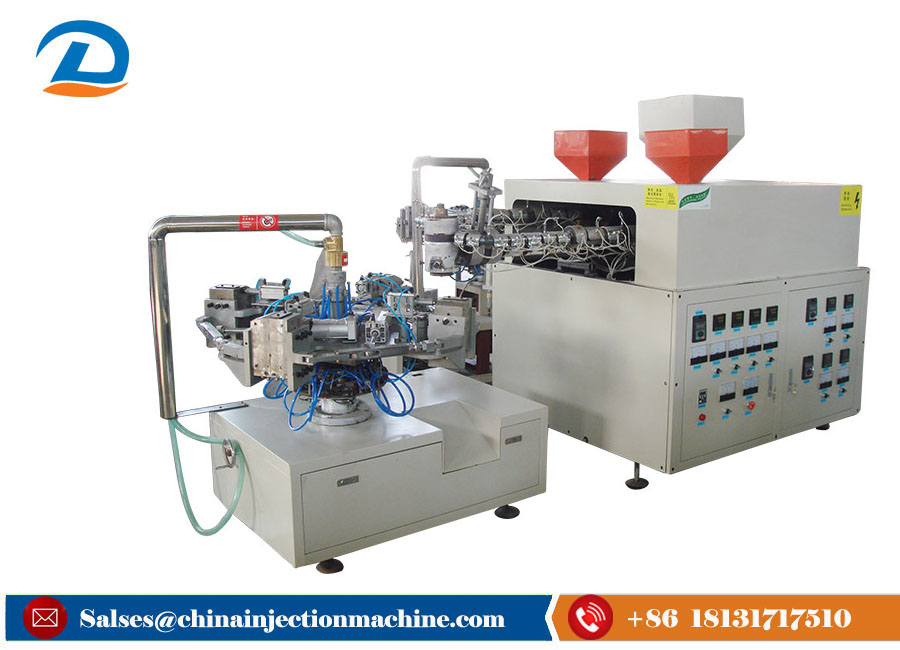 full automatic plastic blow molding machine for ice pop tube