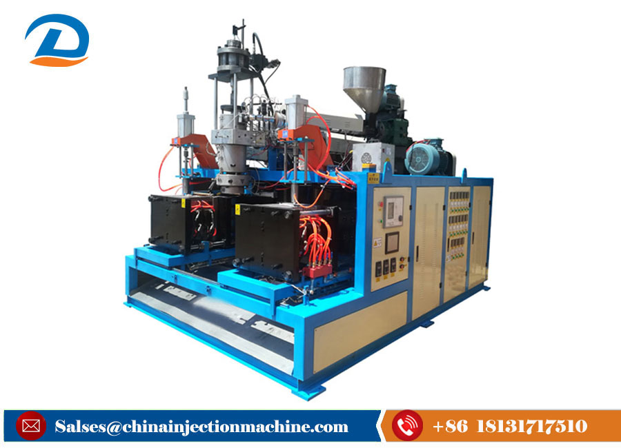 plastic bottle blow molding machine with hydraulic system